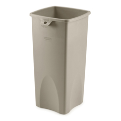 RCP3569-88BRO - Untouchable® Square Container
