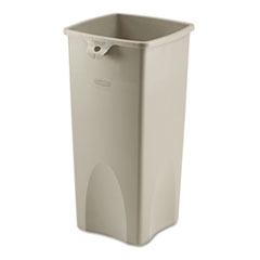 RCP356988BG - Rubbermaid® Commercial Untouchable® Square Container