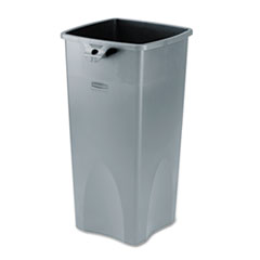 RCP356988GY - Rubbermaid® Commercial Untouchable® Square Container