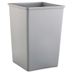 RCP3958GRA - Untouchable® Square Container