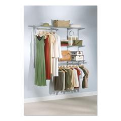 RCP3H1102TITNM - Rubbermaid® Configurations® Custom Closet Kit
