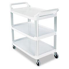 RCP409100CM - Rubbermaid® Commercial Open Sided Utility Cart
