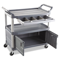 RCP4094L1BLA - Rubbermaid® Commercial Utility Cart Replacement Parts