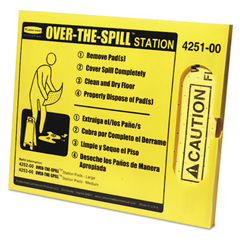 RCP4251YEL - Over-the-Spill Station Kit