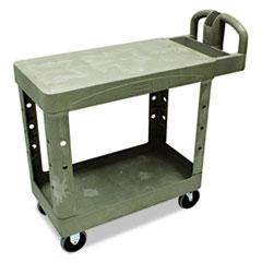 RCP450500BG - Rubbermaid® Commercial Flat Shelf Utility Cart