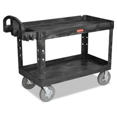 RCP454610BLA - Heavy-Duty Utility Cart