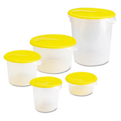 RCP572024CLE - Round Storage Containers