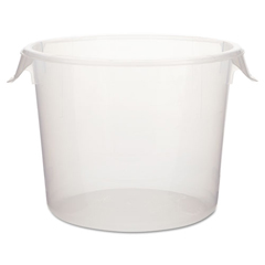 RCP5723-24CLE - Round Storage Containers