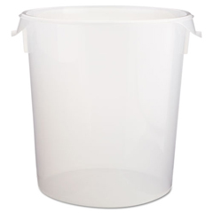 RCP5728-24CLE - Round Storage Containers