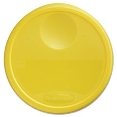 RCP5730YEL - Round Storage Container Lids