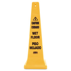 RCP627677 - Rubbermaid® Commercial Multilingual Safety Cone
