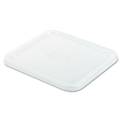 RCP6509WHI - SpaceSaver Square Container Lids