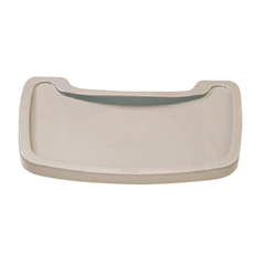 RCP7815-88PLA - Sturdy Chair Microban® Youth Seat Tray