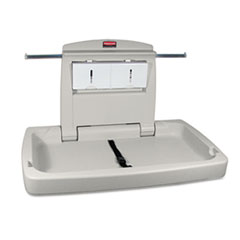 RCP781888 - Rubbermaid® Commercial Horizontal Baby Changing Station