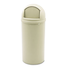 RCP816088BG - Rubbermaid® Commercial Marshal® Classic Container