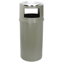 RCP818288BEI - Ash/Trash Classic Container without Doors