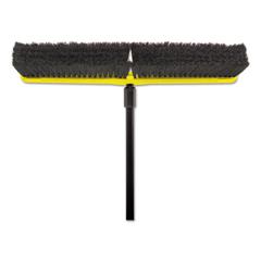 RCP9B10BLACT - Rubbermaid® Commercial Tampico-Bristle Medium Floor Sweep
