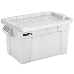 RCPS31WHI - Brute® Tote with Lid