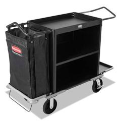 RCP9T62 BLA - High-Capacity Housekeeping Cart
