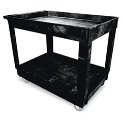 RCP9T6700BLA - Rubbermaid® Commercial Service/Utility Carts