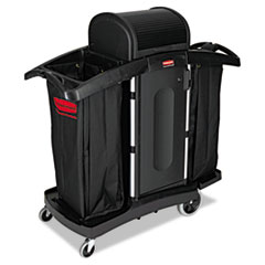 RCP9T78 - High-Security Housekeeping Cart