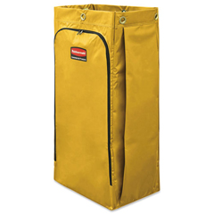 RCP9T80YEL - Vinyl Cleaning Cart Bag