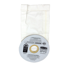 RCP9VBPHP06 - Backpack Vacuum HEPA Paper Bag