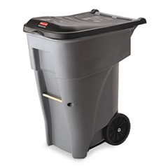 RCP9W21GY - Rubbermaid® Commercial Brute® Roll-Out Heavy-Duty Container