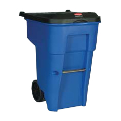 RCP9W22-73BLU - Square Brute® Rollout Container