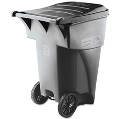 RCP9W22GRA - Brute® Roll-Out Heavy-Duty Container