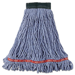 RCPA252BLU - Web Foot® Shrinkless® Wet Mop
