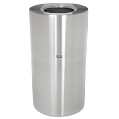 RCPAOT35SAPL - Two-Piece Open Top Indoor Receptacle