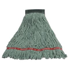 RCPC252GRE - Rubbermaid® Commercial Swinger Loop® Shrinkless Mop Heads