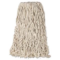 RCPF11812 - Rubbermaid® Commercial Non-Launderable Premium Cut-End Cotton Wet Mop Heads