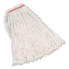 RCPF119WHI - Rubbermaid® Commercial Non-Launderable Premium Cut-End Cotton Wet Mop Heads