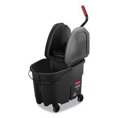 RCPFG1863898 - Rubbermaid® Commercial WaveBrake® 2.0 Bucket/Wringer Combos