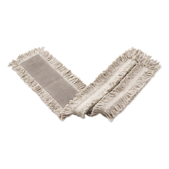 RCPL153-12WHI - Cut-End Blended Dust Mop Heads