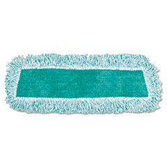 RCPQ408GRE - Standard Microfiber Dust Mop With Fringe