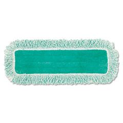 RCPQ418GN - Rubbermaid Commercial® HYGEN® Microfiber Dust Pads