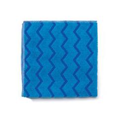 RCPQ620 BLU - HYGEN™ Microfiber Cleaning Cloths, Blue