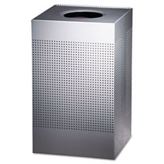 RCPSC18EPLSM - Designer Line. Silhouettes Waste Receptacle