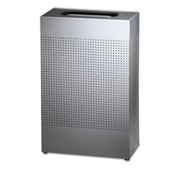 RCPSR14EPLSM - Designer Line™ Silhouettes Waste Receptacle