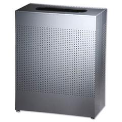 RCPSR18EPLSM - Designer Line™ Silhouettes Waste Receptacle