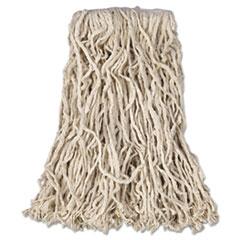 RCPV116 - Non-Launderable Economy Cut-End Cotton Wet Mop Heads