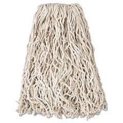 RCPV117 - Non-Launderable Economy Cut-End Cotton Wet Mop Heads