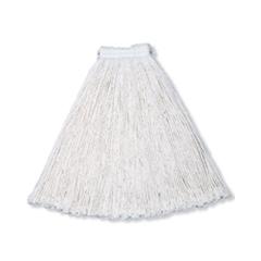 RCPV119 - Non-Launderable Economy Cut-End Cotton Wet Mop Heads