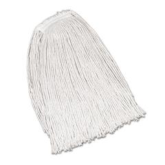RCPV419 - Rubbermaid® Commercial Non-Launderable Economy Cut-End Cotton Wet Mop Heads