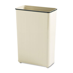 RCPWB96RAL - Fire-Safe Steel Rectangular Wastebaskets