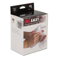 REARR1302 - Read Right® Ink Away™ Hand Cleaning Pads
