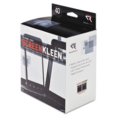 REARR1391 - Read Right® Alcohol-Free ScreenKleen™ Wipes